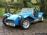 1992 Caterham 20 Vauxhall Hpc 5 Speed For Sale From Woodcote