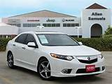 Acura Tsx Special Edition White Mitula Cars