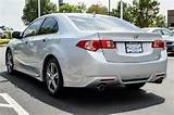 2014 Acura Tsx Special Edition Special Edition 4dr Sedan 5a In