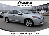 2012 Acura Tsx Base 4dr Sedan For Sale In Memphis Tennessee