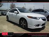 2012 Acura Tsx Special Edition 5 Speed Automatic Sedan