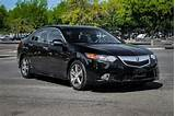 2012 Acura Tsx 4dr Sedan I4 Automatic Special Edition