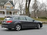 2012 Acura Tsx Sport Wagon Consumer Reviews