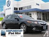 2012 Acura Tsx Sport Wagon Station Wagon Tech Pkg For Sale In