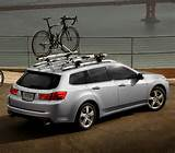2012 Tsx Sport Wagon Exterior In Fed Silver Metallic With
