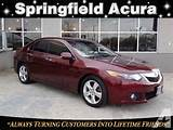 2009 Acura Tsx Base 4dr Sedan 5a For Sale In Springfield New Jersey