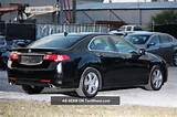 2011 Acura Tsx Technology Package Sedan Black 19k Tsx Photo 4
