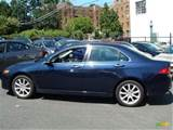 Royal Blue Pearl 2006 Acura Tsx Sedan Exterior Photo 35021936