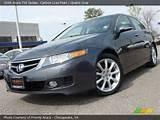 2006 Acura Tsx Sedan In Carbon Gray Pearl Click To See Large Photo