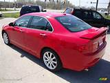 Milano Red 2006 Acura Tsx Sedan Exterior Photo 28372834 Gtcarlot