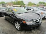 2005 Acura Tsx Base 4dr Sedan Chicago Il