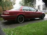 1992 Acura Vigor Gs Sedan 4d Victoria Bc Owned By