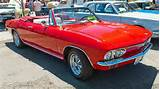 1960 S Chevy Corvair Convertible