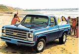 1979 Chevy Sport Pickup Pictures