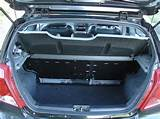 Boot Load Space Chevrolet Kalos 05 08