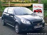 Used Chevrolet Aveo 1 2 S 3dr 3 Doors Hatchback For Sale In Oldham