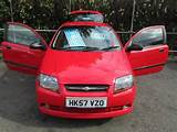 Used Chevrolet Kalos 2008 Red Colour Petrol 1 2 S 3 Door Low Hatchback