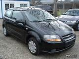 2006 Chevrolet Kalos 1 4 Air Servo Abs Cl Cd Efh Green Plake Limousine
