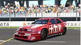 The Alfa Romeo 155 Is A Pact Executive Car Produced Under The