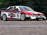 Alfa Romeo 155 2 5 V6 Ti Dtm 1993 1996 Photo 08