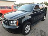 2013 Chevrolet Tahoe Lt 4wd Recovered Theft