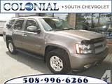 2011 Chevrolet Tahoe Lt 4x4 Lt 4dr Suv For Sale In Dartmouth