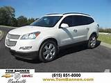 2011 Chevrolet Traverse Suv Ltz For Sale In Am Qui Tennessee