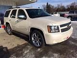 2011 Chevrolet Tahoe Ltz 4x4 4dr Suv Rugby Nd