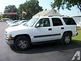 2005 Chevrolet Tahoe Suv For Sale In Decatur Alabama