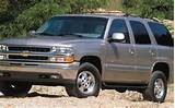 2005 Chevrolet Tahoe Suv Front Left