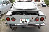 Fiat Abarth 1300 124 Ot Coupe 1966 1970 1968 1970 2nd Series 01