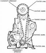 Fig Fig 9 Make Sure To Align The Sprocket Timing Marks With The