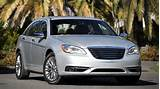 2013 Chrysler 200 Limited Sedan Review Notes July 24 2013