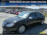 2013 Chrysler 200 Limited Sedan In Black Click To See Large Photo