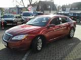 Low Miles Low Payments 2011 Chrysler 200 Touring Sedan Automatic
