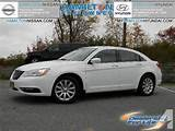 2011 Chrysler 200 Touring Sedan 4d For Sale In Hagerstown Maryland