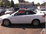 2011 Chrysler 200 Touring Convertible For Sale In Grand Forks North