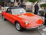 1969 Alfa Romeo 1750 Spider Veloce News Pictures Specifications And