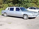 Executive Sedans Produced By Chrysler Corporation From 1983 To 1986
