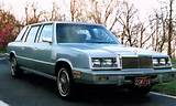 Are A Number Of Detail Photos Of The 1983 1986 Chrysler Limousine