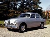 Alfa Romeo 1900 Berlina 1950 1954 Wallpaper