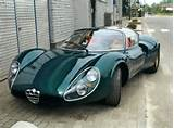 1968 Alfa Romeo 33 Stradaleit S Not A Photoshop But A Rare Green