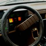 Awesome 80 S Dashboard Citroen Gsa X3 1980 Two Satellites Barely