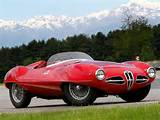 Automotive Database Alfa Romeo 6c 3000