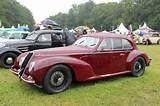Superbly Restoried 1941 Alfa Romeo 6c 2500 Sport By Touring