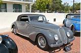 1940 Alfa Romeo 6c 2500 Sport Cabriolet By Graber 915089 Sold For