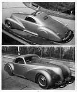 Alfa Romeo 6c 2900 Of 1940