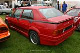 The Alfa Romeo 75 Replaced The Giulietta And Was Replaced By The Alfa