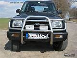 Se 1997 Daihatsu Feroza Se Off Road Vehicle Pickup Truck