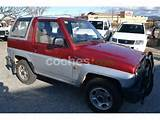 Daihatsu Feroza 1993 Details And Specifications